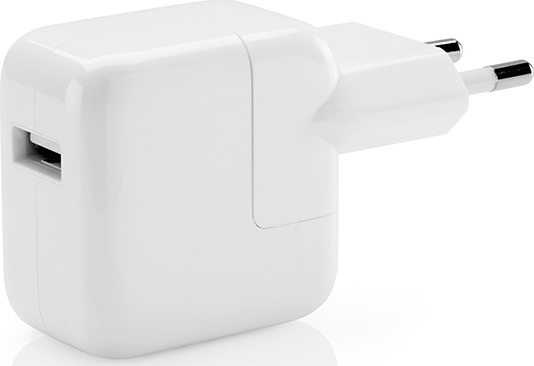 APPLE MD836ZM/A Wall Charger 12W USB-A (Retail Box)